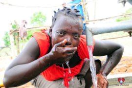 Drop in the Bucket Africa water charity, completed wells, Doyoro Borehole Uganda-36