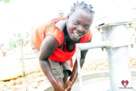 Drop in the Bucket Africa water charity, completed wells, Doyoro Borehole Uganda-37