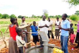 Drop in the Bucket Africa water charity, completed wells, Doyoro Borehole Uganda-42