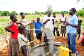 Drop in the Bucket Africa water charity, completed wells, Doyoro Borehole Uganda-43