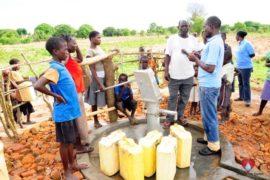Drop in the Bucket Africa water charity, completed wells, Doyoro Borehole Uganda-46