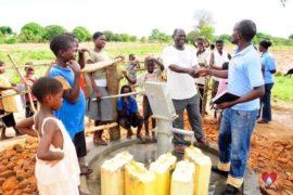 Drop in the Bucket Africa water charity, completed wells, Doyoro Borehole Uganda-47