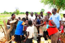 Drop in the Bucket Africa water charity, completed wells, Doyoro Borehole Uganda-50