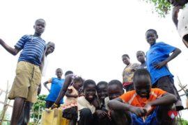 Drop in the Bucket Africa water charity, completed wells, Doyoro Borehole Uganda-52