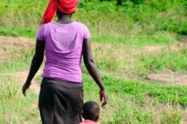 Drop in the Bucket Africa water charity, completed wells, Doyoro Borehole Uganda-54