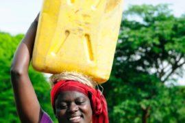 Drop in the Bucket Africa water charity, completed wells, Doyoro Borehole Uganda-56