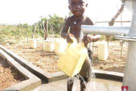 Drop in the Bucket Africa water charity, completed wells, Ocedok Borehole Uganda-13