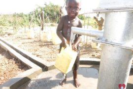 Drop in the Bucket Africa water charity, completed wells, Ocedok Borehole Uganda-14