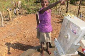 Drop in the Bucket Africa water charity, completed wells, Ocedok Borehole Uganda-22