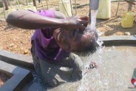 Drop in the Bucket Africa water charity, completed wells, Ocedok Borehole Uganda-40