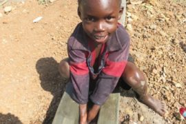 Drop in the Bucket Africa water charity, completed wells, Ocedok Borehole Uganda-43