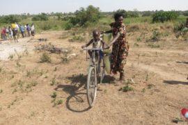 Drop in the Bucket Africa water charity, completed wells, Ocedok Borehole Uganda-49