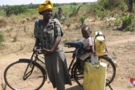Drop in the Bucket Africa water charity, completed wells, Ocedok Borehole Uganda-50