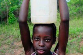 Drop in the Bucket Africa water charity, completed wells, Ocomai Omatakokoroi Primary School Well Uganda-09