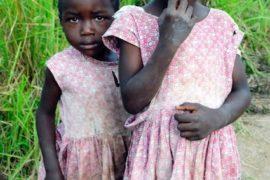 Drop in the Bucket Africa water charity, completed wells, Ocomai Omatakokoroi Primary School Well Uganda-12