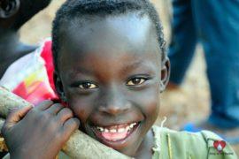 Drop in the Bucket Africa water charity, completed wells, Ocomai Omatakokoroi Primary School Well Uganda-15