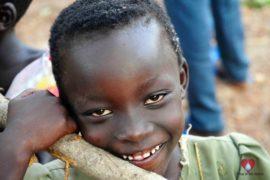 Drop in the Bucket Africa water charity, completed wells, Ocomai Omatakokoroi Primary School Well Uganda-16