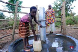 Drop in the Bucket Africa water charity, completed wells, Ocomai Omatakokoroi Primary School Well Uganda-25