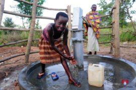 Drop in the Bucket Africa water charity, completed wells, Ocomai Omatakokoroi Primary School Well Uganda-28