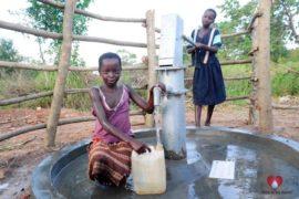 Drop in the Bucket Africa water charity, completed wells, Ocomai Omatakokoroi Primary School Well Uganda-31