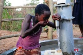 Drop in the Bucket Africa water charity, completed wells, Ocomai Omatakokoroi Primary School Well Uganda-36