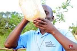 Drop in the Bucket Africa water charity, completed wells, Ocomai Omatakokoroi Primary School Well Uganda-38