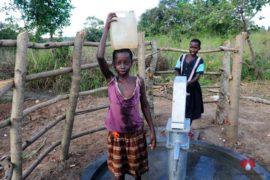 Drop in the Bucket Africa water charity, completed wells, Ocomai Omatakokoroi Primary School Well Uganda-48