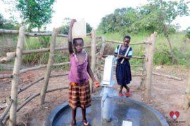 Drop in the Bucket Africa water charity, completed wells, Ocomai Omatakokoroi Primary School Well Uganda-51