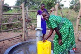 Drop in the Bucket Africa water charity, completed wells, Ocomai Omatakokoroi Primary School Well Uganda-58