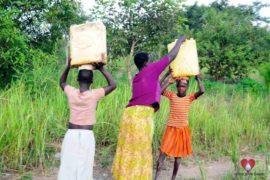 Drop in the Bucket Africa water charity, completed wells, Ocomai Omatakokoroi Primary School Well Uganda-60