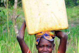 Drop in the Bucket Africa water charity, completed wells, Ocomai Omatakokoroi Primary School Well Uganda-61