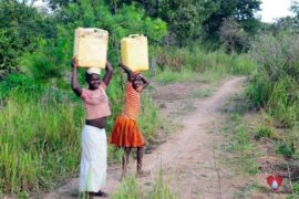 Drop in the Bucket Africa water charity, completed wells, Ocomai Omatakokoroi Primary School Well Uganda-64
