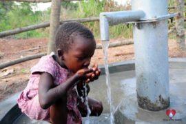 Drop in the Bucket Africa water charity, completed wells, Ocomai Omatakokoroi Primary School Well Uganda-66