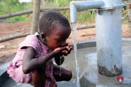 Drop in the Bucket Africa water charity, completed wells, Ocomai Omatakokoroi Primary School Well Uganda-67