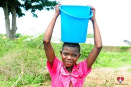 Drop in the Bucket Africa water charity, completed wells, Olemu Basere Borehole Uganda-25