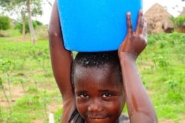 Drop in the Bucket Africa water charity, completed wells, Olemu Basere Borehole Uganda-37