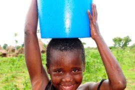 Drop in the Bucket Africa water charity, completed wells, Olemu Basere Borehole Uganda-38