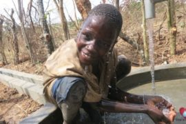 Drop in the Bucket Africa water charity, completed wells, Olusai Borehole Uganda-04