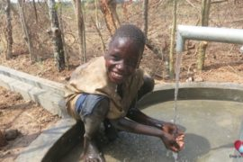 Drop in the Bucket Africa water charity, completed wells, Olusai Borehole Uganda-05