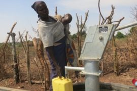 Drop in the Bucket Africa water charity, completed wells, Olusai Borehole Uganda-10