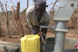 Drop in the Bucket Africa water charity, completed wells, Olusai Borehole Uganda-11