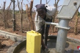 Drop in the Bucket Africa water charity, completed wells, Olusai Borehole Uganda-13