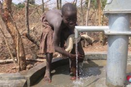 Drop in the Bucket Africa water charity, completed wells, Olusai Borehole Uganda-15