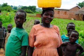 Drop in the Bucket Africa water charity, completed wells, Ongemen Borehole Uganda-02