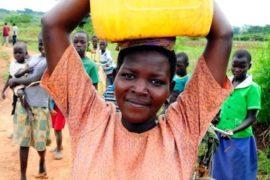 Drop in the Bucket Africa water charity, completed wells, Ongemen Borehole Uganda-04