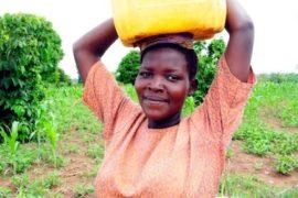 Drop in the Bucket Africa water charity, completed wells, Ongemen Borehole Uganda-05