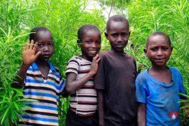 Drop in the Bucket Africa water charity, completed wells, Ongemen Borehole Uganda-07