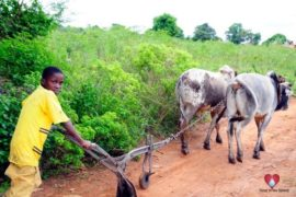 Drop in the Bucket Africa water charity, completed wells, Ongemen Borehole Uganda-09