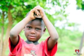 Drop in the Bucket Africa water charity, completed wells, Ongemen Borehole Uganda-10