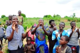 Drop in the Bucket Africa water charity, completed wells, Ongemen Borehole Uganda-28